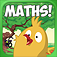 Maths with Springbird (Fun learning for 4 to 8 year old children) iOS Icon