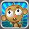 Monkey Barrel Game app icon