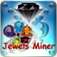 Jewels Miner HD iOS Icon