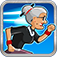 Angry Gran Run iOS icon