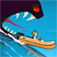 Speed Boat Race for LIFE! – Pro Monster Racing Game app icon