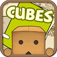 Doodle Cubes vs Aliens iOS Icon