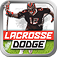 Lacrosse Dodge iOS Icon