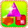 Diamond Dash: free fun saga game with blitz ruby for girls and kids App Icon