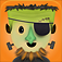 Mask Jumble Halloween iOS Icon