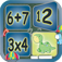 Math Facts Card Matching Game app icon