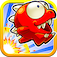 Monsters Slugger Free in Cartoon Game iOS Icon