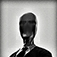 Slender Man iOS Icon