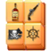 Caribbean Treasures Mahjong App Icon