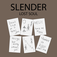 Slender: lost soul iOS Icon
