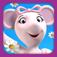 Angelina Ballerina's Bubble Pop Game app icon
