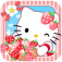 Hello Kitty Kawaii Town App Icon