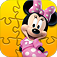 Disney Junior Minnie Mouseke-Puzzles iOS Icon
