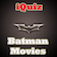 IQuiz for The Batman Movies ( Trivia ) iOS Icon