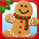 Christmas Gingerbread Cookies app icon