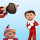 Find the Elves- Elf on the Shelf- Christmas Game iOS Icon