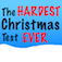 The Hardest Christmas Test EVER app icon