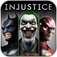 Injustice: Gods Among Us app icon