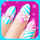 Nails Salon App Icon