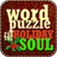 WORD PUZZLE for the HOLIDAY SOUL app icon