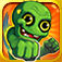 Zombie Farm Battles app icon