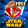 Angry Birds Star Wars Free App Icon