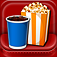 Movie Night Food App Icon