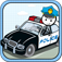 Stickman Police Car Race: The Doodle Chase Top Free Game app icon