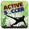 Active Soccer iOS Icon