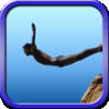Cliff Diving Champ app icon