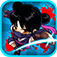 Ninja vs Samurai Zombies app icon