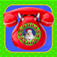Call SANTA for iPhone app icon