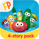 Step-by-Story – The Veggie Tales Collection – A Fingerprint Network App app icon