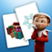 Elf Memory Game Elf on the Shelf Christmas Game iOS Icon