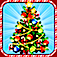 A Christmas Tree Trimming App Icon