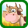 Farm Animals Cartoon Puzzle app icon