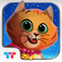 Kitty Cat Pet : Dress Up & Play iOS Icon