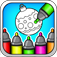 Coloring Book for Xmas app icon
