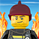 LEGO City Fire Hose Frenzy App Icon