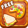 Pizza & Sandwich Cooking Dash iOS Icon
