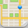 iMaps plus for Google Maps : Directions, Street View and Places Search App Icon