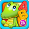 Alphabet Aquarium School Vol 1: Animated Letters Puzzle for Preschool and Kindergarten Explorers by 22learn app icon