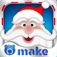 Make Santa by Bluebear app icon