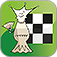Polgar Judit's ChessPlayground Phone iOS Icon
