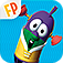 Step-by-Story – Veggie Tales : I am that Hero – A Fingerprint Network App iOS Icon