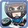 Finger Ice Hockey iOS Icon