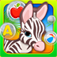 Abby Monkey Bubble School vol 1: Ready to Read First Words for Toddler and Preschool Explorers App Icon