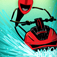 A Stickman Wave Racer Pro iOS Icon