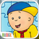 Caillou House of Puzzles app icon