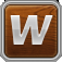 WordBox - Word puzzle game app icon